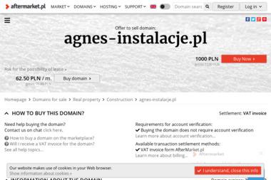 AGNES S.A. - Wykonawcy dla firmy i biura Rogoźno