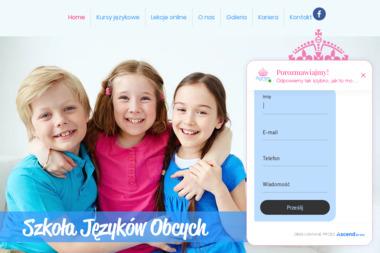 Agnes Language Courses. Kursy językowe dla dzieci, kursy językowe dla młodzieży - Kursy Języków Obcych Gdańsk