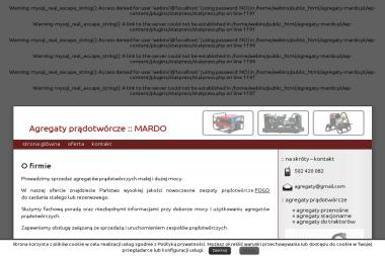 Mardo - Wypożyczalnia Sprzętu Budowlanego Siewierz