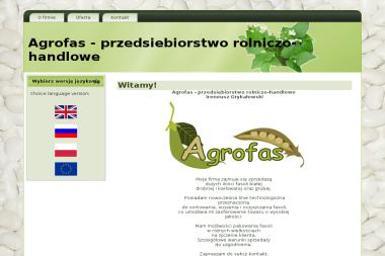 Agrofas Ireneusz Grykałowski - Wyburzenia Sahryń-Kolonia