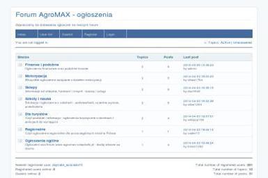 Agromax Sp. z o.o. Oddział Warszawa - Wózki widłowe Ożarów Mazowiecki