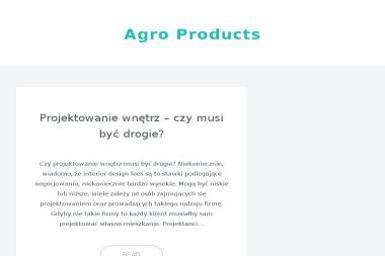 Wielkopolskie Składy Zbożowe Agroproducts Sp. z o.o. - Dieta Odchudzająca Szamotuły