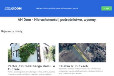 Agencja Handlowa Dom Janusz Maćkowiak - Agencja nieruchomości Wałcz