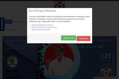 Andrzej Ciewiertnia Gabinet Akupresury Masażu Aikido Iaido Obozy Kursy - Nauka pływania Polanica-Zdrój