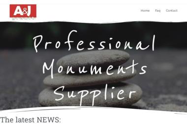 A&J Granit Co., Ltd. - Sklep Budowlany Gostynin