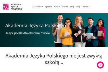Akademia Języka Polskiego / Academy Of Polish Language - Kursy Języków Obcych Gdańsk