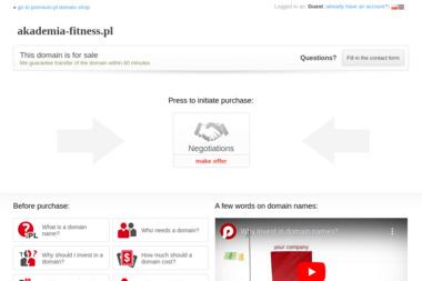 Akademia Fitness - Siłownia Ciechanów