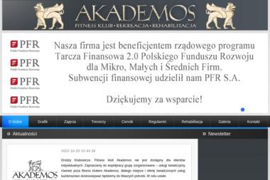 Akademos - Trener Indywidualny Gda艅sk