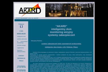 Akard. Systemy Zabezpieczeń - Inteligentny dom Będzin
