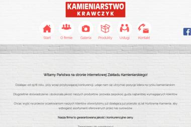 Kamieniarstwo Krawczyk - Schody Wewnętrzne Radomsko