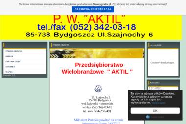 PW Aktil - taśmy transportowe - Hurtownia Tkanin Bydgoszcz