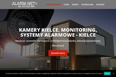 Alarm-Net - Inteligentne Budynki Kielce