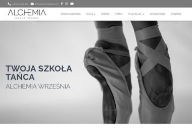 Szkoła Tańca Alchemia Dance Studio - Szkoła tańca Września