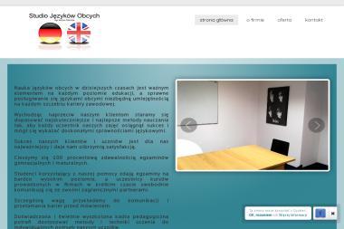 Studio Języków Obcych - Szkoła językowa Grodzisk Wielkopolski