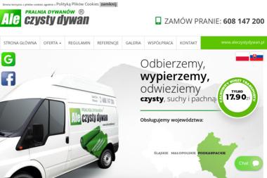 Aleczystydywan.pl - Pranie Tapicerki Meblowej Mszana Dolna