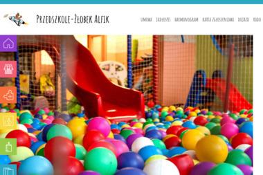 Przedszkole-Żłobek Alfik - Przedszkole Toruń