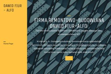 Dawid Fiur - Alfo - Ocieplenie Dachu Pianką Nowa Wieś