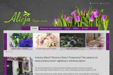 Kwiaciarnia Alicja - Kosze prezentowe Siedlce