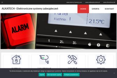 Alkatech-Elektroniczne systemy zabezpieczeń - Inteligentny dom Jelenia Góra