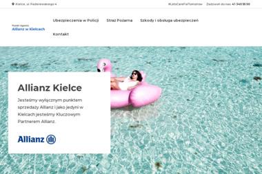 Pośrednictwo Ubezpieczeniowe Robert Terlecki - Ubezpieczenie AC Kielce