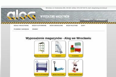 PPHU Alog Gola Grzegorz - Logistyka Wewnętrzna Wrocław
