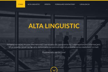 Alta Linguistic Szkoła Języków Obcych - Kurs francuskiego Wrocław