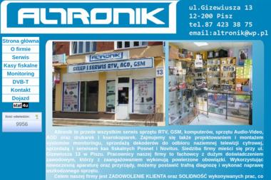 Altronik - Naprawa RTV Pisz