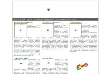 Amar Cyfrowe Laboratorium Fotograficzne oraz Sprzedaż Wyrobów Jubilerskich - Fotografowanie Proszowice