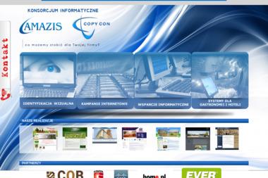 Amazis Sp. z o.o. - Kampanie Marketingowe Radom