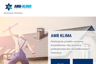 AMB Klima Sp.z o.o. Systemy klimatyzacji, wentylacji, kontenery - Piaskowanie Konstrukcji Bydgoszcz