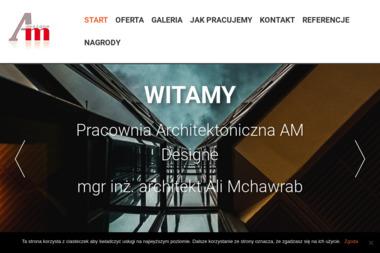 A.M. Designe. Ali Mchawrab - Projekty Domów Jednorodzinnych Puławy
