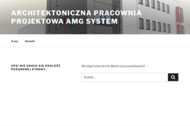 AMG System Architektoniczna Pracownia Projektowa - Projekty Domów Jednorodzinnych Chwaszczyno