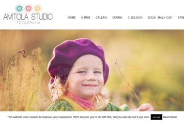 Amitola Studio. Fotografia dziecięca, fotografia rodzinna, fotografia ciążowa - Kosze prezentowe Jelenia Góra