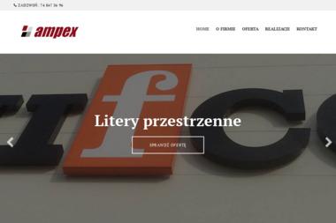 AMPEX - Agencja marketingowa Wałbrzych