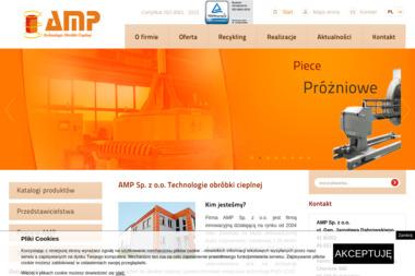 Amp Sp. z o.o. - Gruntowe Pompy Ciepła Świebodzin