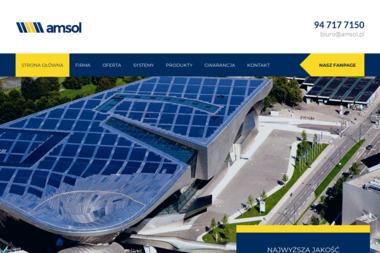 Amsol Technika Solarna - Kolektory słoneczne Koszalin