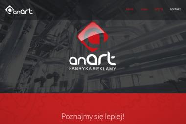 FUPH Anart Arkadiusz Cichoń - Agencja Marketingowa Gorzów Wielkopolski