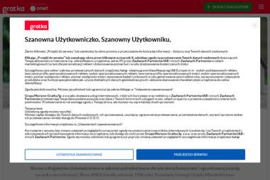 Anex Biuro Obrotu Nieruchomościami Jarosław Złoty - Agencja nieruchomości Łódź