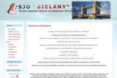 Szkoła Języków Obcych Bielany - Kurs niemieckiego Bielany Wrocławskie