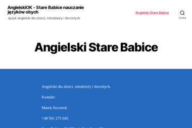 Angielski OK.pl - Nauka Angielskiego Zielonki