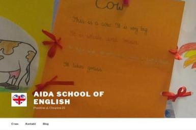 Aida School Of English. Szkoła języka angielskiego, kurs języka angielskiego, nauka języka - Lekcje Angielskiego Piastów