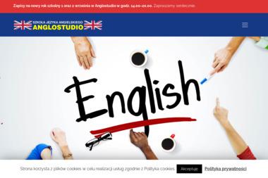 Anglostudio Szkoła Języka Angielskiego Agnieszka Komorowska - Nauczyciele angielskiego Inowrocław