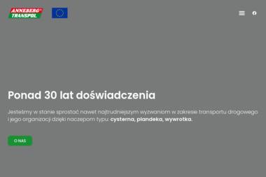 Anneberg Transpol Int. Sp. z o.o. - Transport ciężarowy krajowy Zielona Góra