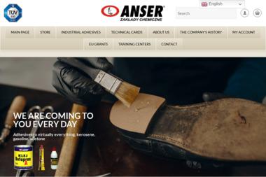 Centrum Budowlane Anser Trading Sp. z o.o. - Skład budowlany Wiskitki