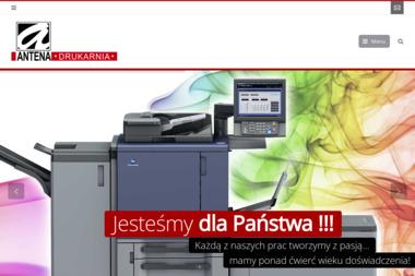 Drukarnia Antena - Ulotki Chwaszczyno