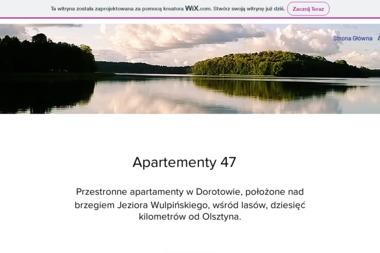 Apartamenty Srebrny Świerk - Agencja nieruchomości Dorotowo