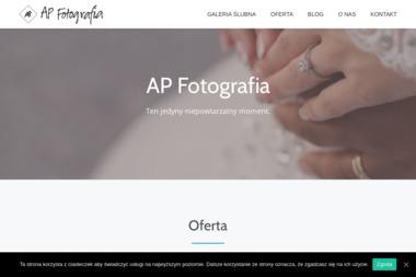 Agnieszka Potrykus Fotografia. Fotografia, zdjęcia ślubne - Fotograf Wejherowo