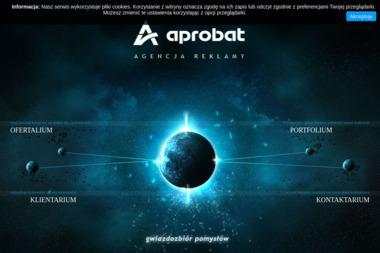 Agencja Reklamy i Marketingu Aprobat S.C. - Projekt Graficzny Rzeszów