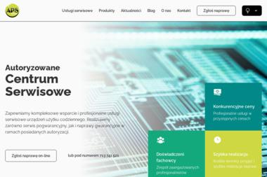 Aps Serwis S.C. A Kamiński P Kuriata - Serwis RTV Wrocław