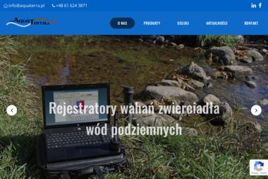 Aquaterra.pl. Rejestratory poziomu wody, świstawka, świstawki - Opinia Geotechniczna Skórzewo